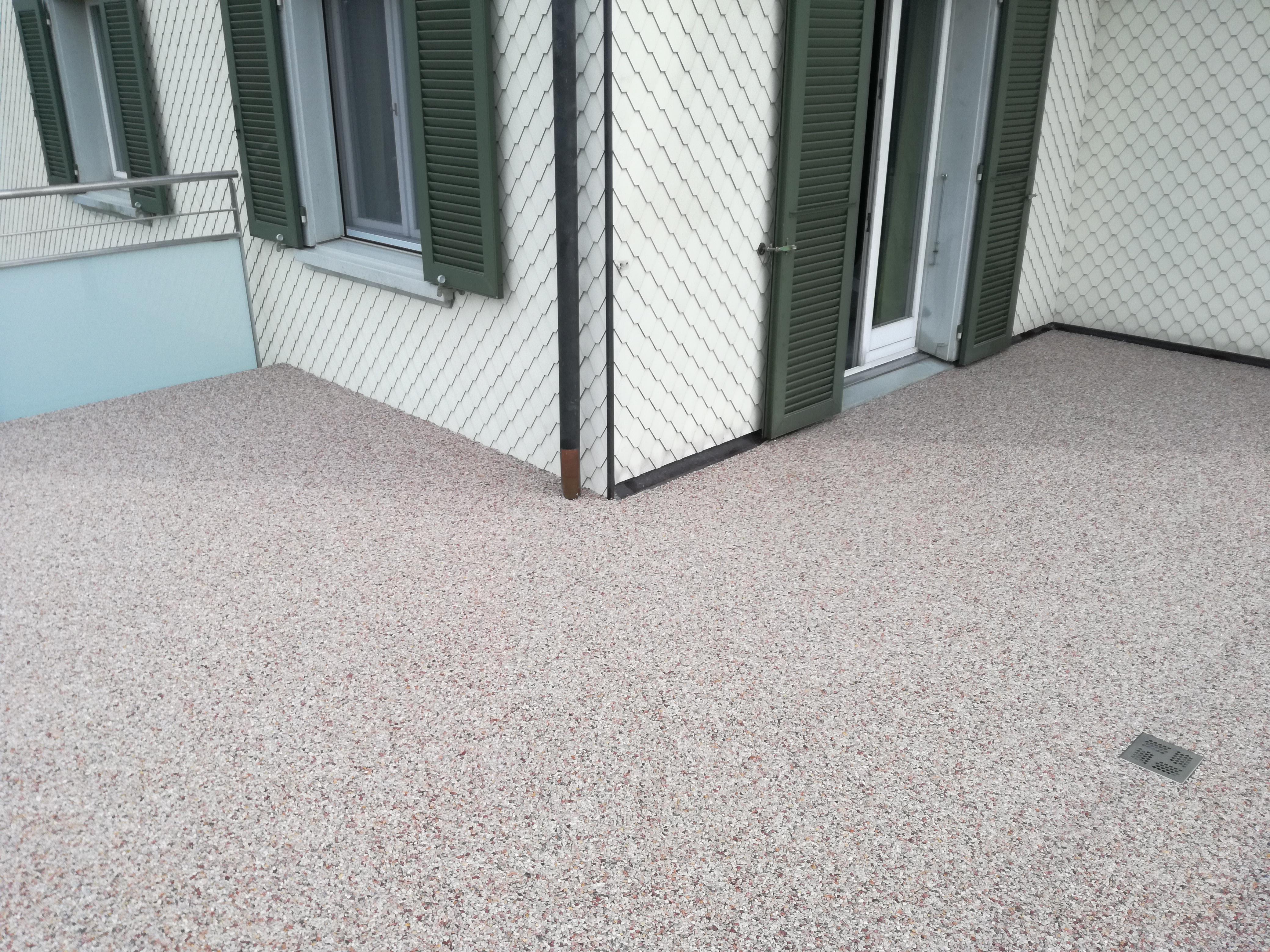 Steinteppich Kosten Und Preise Fugenloser Bodenbelag Fur Den Innen