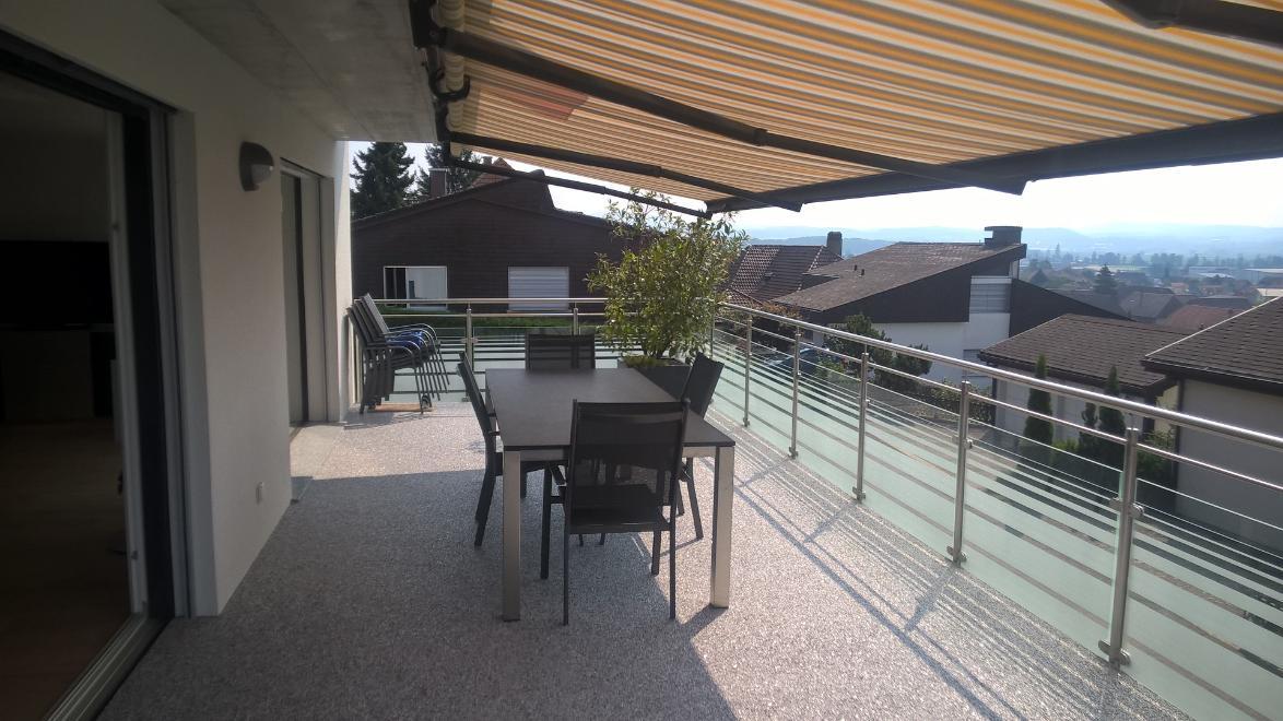 steinteppich terrassensanierung treppenrenovation und balkonsanierung hirsiger. Black Bedroom Furniture Sets. Home Design Ideas